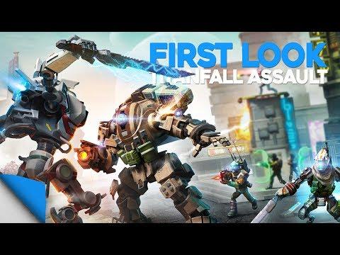 Titanfall Assault | First Look