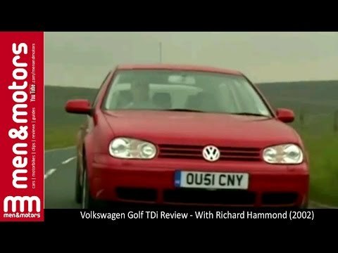 Volkswagen Golf TDi Review - With Richard Hammond (2002)