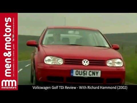 Volkswagen Golf TDi Review - With Richard Hammond (2002)