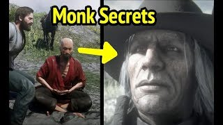 Carry Monk To Wapiti Indian Reservation: Red Dead Redemption 2 (RDR2) Rains Fall Epilogue Location