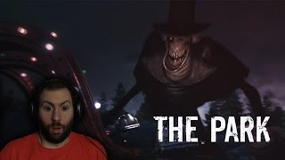 The Park Gameplay Part 1: DISNEYLAND IN HELL