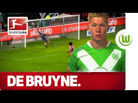 Kevin de Bruyne - The Wolves' Heartbeat