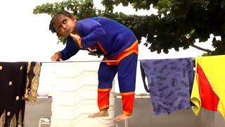 "छोटू सुपर मॅन |""Chotu Suoerman"" CHOTU KHANDESH HINDI COMEDY VIDEO 2018"