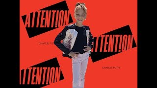 Charlie Puth-Attention-Cover by Azalyne