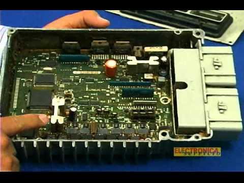 Curso Virtual, Reparación de Computadoras Automotrices ECU, Chrysler y Nissan