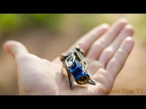 Olicamp Ion Micro Titanium Stove Review