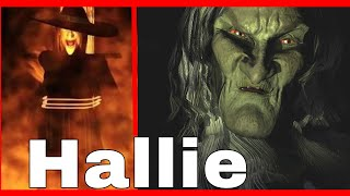 "Peaches Chrenko - ""HALLIE"" (Iclone Horror Short)"