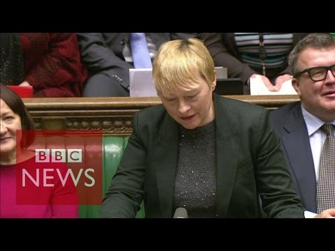 Angela Eagle and George Osborne clash on Europe - BBC News