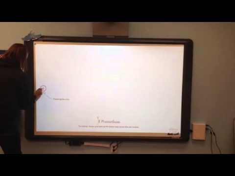 Promethean Smart Board Calibration Promethean Board Calibration