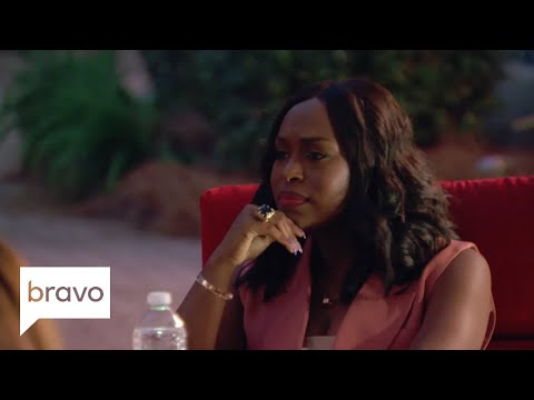 Married To Medicine: Dr. Simone & Quad Webb-Lunceford Leave In Tears (Season 6, Episode 3) | Bravo