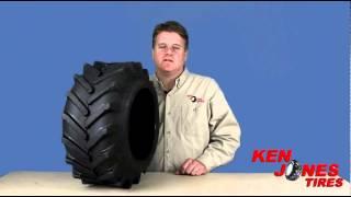 Carlisle Tru Power Lug Mower Tire Product Review