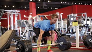Build A Stronger Lower Back Workout