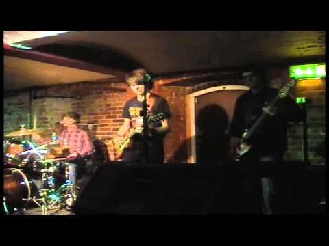 Fear the Earwig Live @ Cellar Bar, Bracknell- Greed