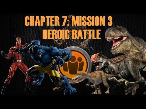 Marvel Avengers Alliance Season 2: Chapter 7, Mission 3 Heroic Battle