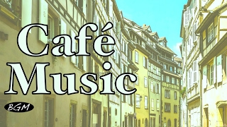 Relaxing Bossa Nova & Jazz Music - Cafe Music - Piano & Guitar Instrumental Music