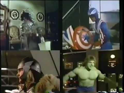 復仇者聯盟預告片...呃....1978年的