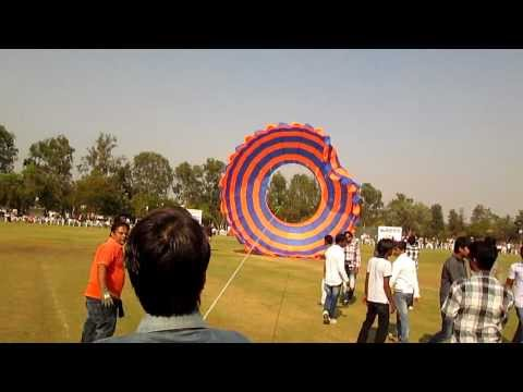 Kite Club India at Nashik Kite Festival 2012 - Royal Kite club