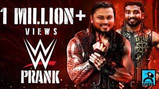 WWE PRANK   FUN PANROM   BLACK SHEEP