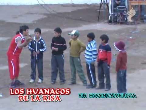 LOS HUANACOS DE LA RISA 2012 (HUANCAVELICA 1 de 4)