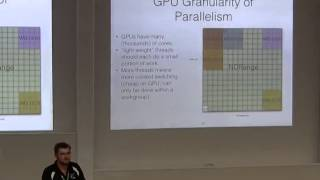 OpenCL, saving parallel programers pain, today! [linux.conf.au 2014]