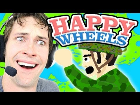 New Character! - Happy Wheels video