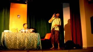 Koothattukulam Ravi-  ( Part 1 ) DMA - Kerala Piravi vodafone comedy star team vip