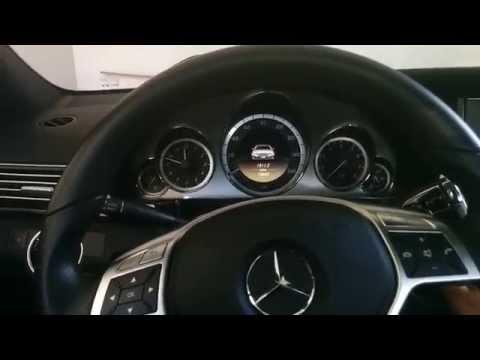 Mercedes-Benz E-Class W212 Service Indicator Reset