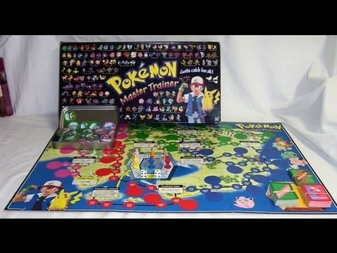 pokemon master trainer game instructions