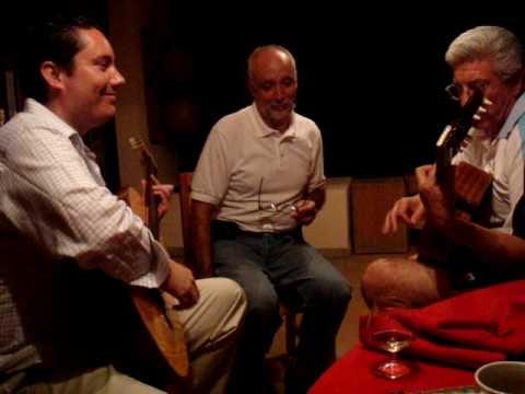Beto Elósegui, Rafa Cortés y Javier Hernández, El Ultimo Beso