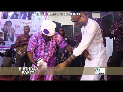 PASUMA TRIPS FOR 9ICE TATTOO AFTER LEGBEGBE DANCE IN BIRTHDAY PARTY FAZE 2