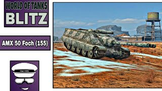 """""""4.0 - Amx 50 Foch (155)"""" World of Tanks Blitz"""
