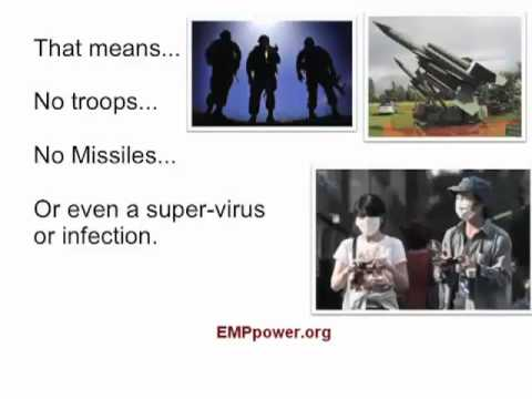 EMP Survival -  Can You Survive An EMP Attack?