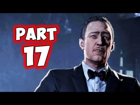 Batman Arkham Origins - Part 17 - The Secret - Gameplay Walkthrough HD