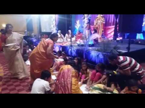 Kanaka Durga Kumkuma Pooja in Dallas 1