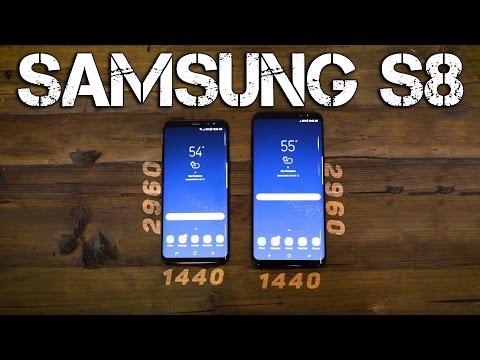 Новый Samsung S8 и S8+