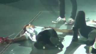 [FANCAM] 20130616 SS5 IN HONG KONG SUPER JUNIOR ENDING TALK -SLEEPING ON THE FLOOR SUPER SHOW 5