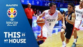 Mexico v USA - Full Game - 3rd Window - FIBA Basketball World Cup 2019 - Americas Qualifiers