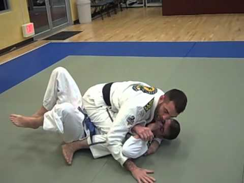 Brazilian Jiu-Jitsu in PA | Closed Guard Sweep to Armlock Image 1