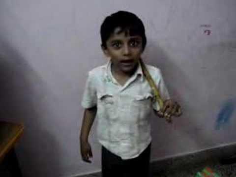 Prajwal sings Vivaha Bhojanambu Mayabazaar Song