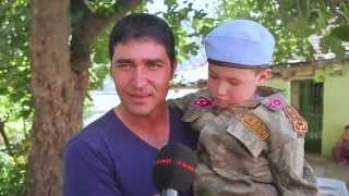 Küçük Sercan'ın Serdar Komutan hayali gerçek oldu