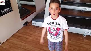 Fitness For Kids |   Health and fitness workout for kids