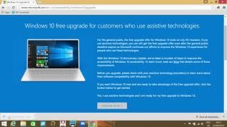 Can I still upgrade to Windows 10 for free? Yes!