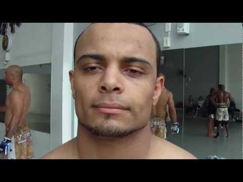Entrevista com Nadim Andraus e o campeão do Juiz de Fora Fight Moziel Allan