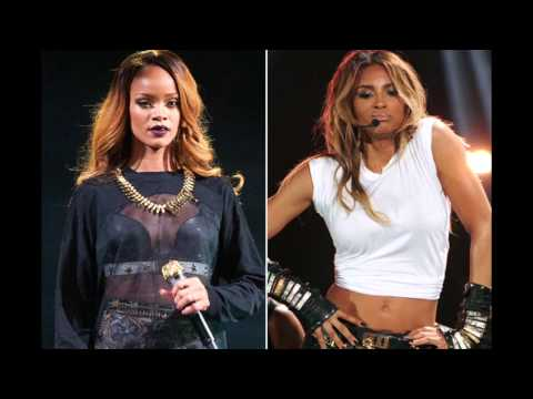 R&B Singer Ciara BROKE UP With Future . . . Cause She CAUGHT HIM . . . MESSING WITH RIHANNA!!!