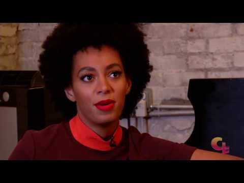 (PART 1) CL EXCLUSIVE w/ SOLANGE KNOWLES
