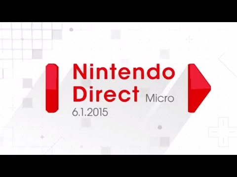 Nintendo Direct Micro - LIVE Reactions with AbdallahSmash026! [6/01/15]