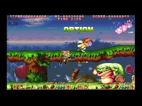 Three Wonders para Tiger Arcade(Juegos de NEOGEO en android)