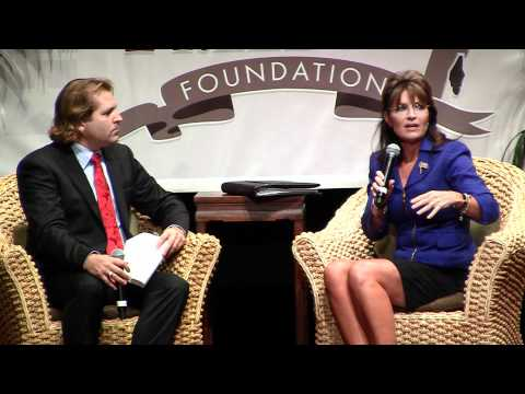 Sarah Palin Explains How to Cut Spending & the Debt - Deficit