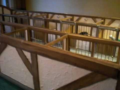 pferdestall f r schleichpferde youtube. Black Bedroom Furniture Sets. Home Design Ideas