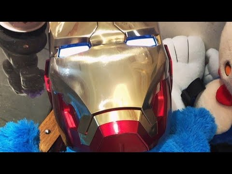 lronman fans 'Unboxing New lronman Helmet ' New Technology '|